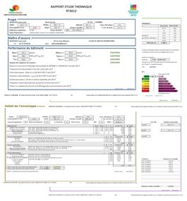 La Reglementation Thermique 2012 Astb